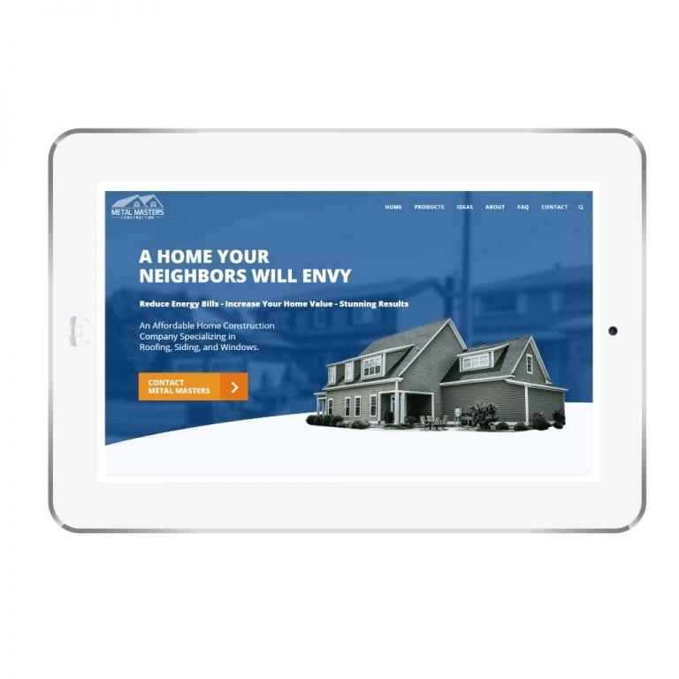 online marketing for construction company digital marketing case study