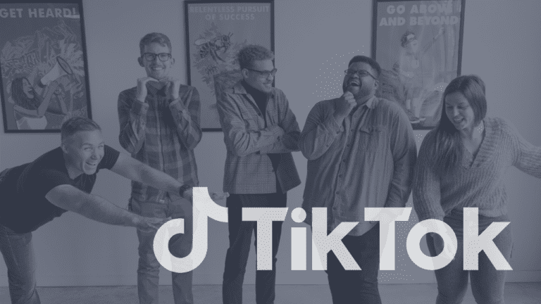 Tiktok title page blog