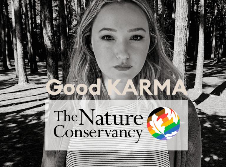 KARMA jack-Good KARMA-The Nature Conservancy