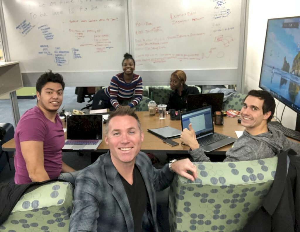 KARMA jack-digital marketing agency-detroit-intern team wip